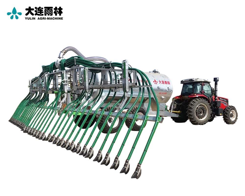 大连雨林拖拽式液肥追肥机
