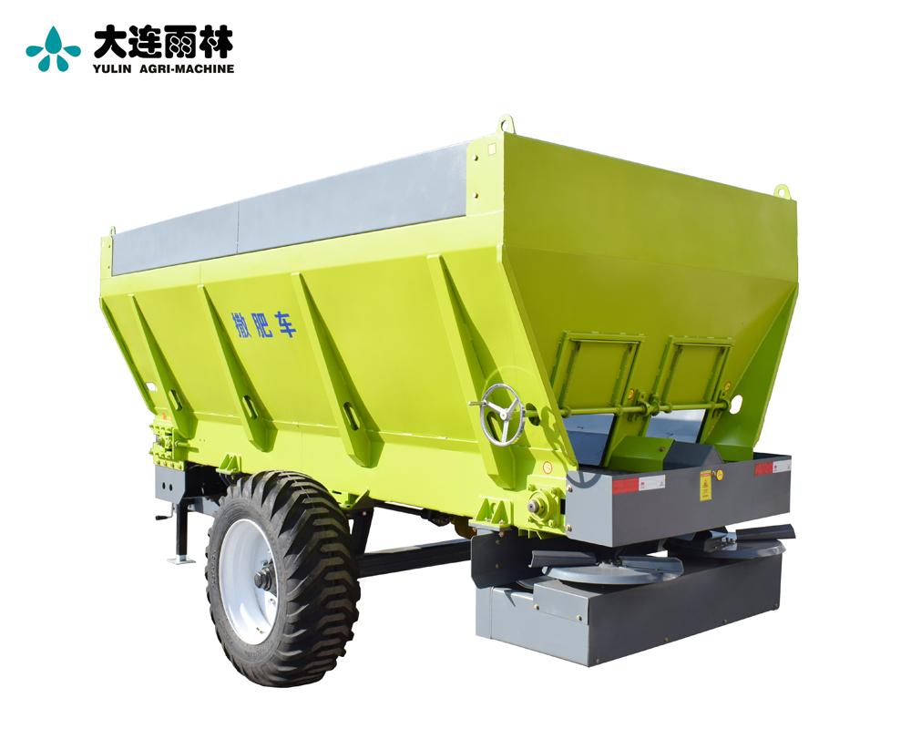 农机自动撒有机肥料机