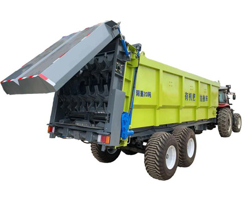 20立方大型农家肥有机肥撒肥机