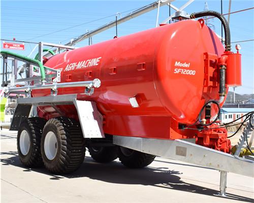 大型养殖场12立方沼液施肥机