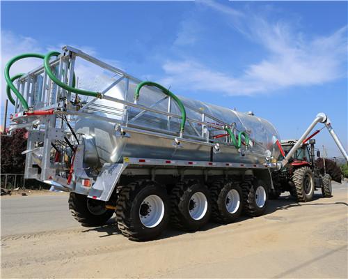 32吨液态施肥罐车