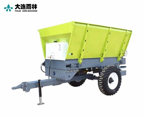 厂家直供固体有机肥撒肥车