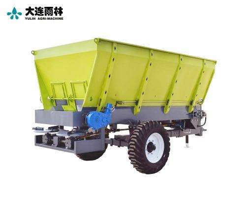 厂家直供有机肥料抛撒机