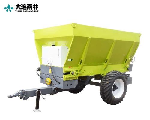 5立方拖拉机撒肥料机器
