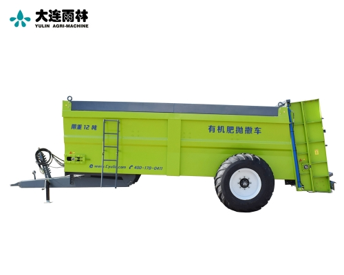 固态肥料撒施机