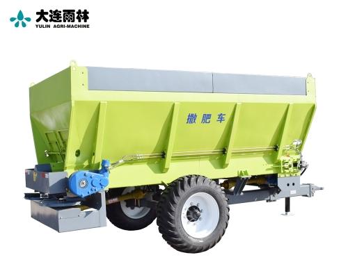 农用拖拉机撒肥料机