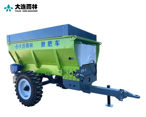 拖拉机撒肥料机器