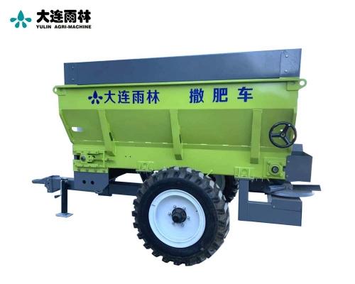 牵引式农家肥撒肥机