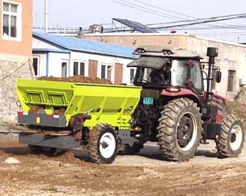 农民用得起的扬肥机