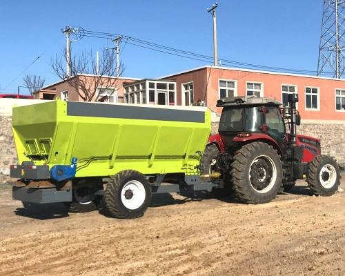 高效率农牧场肥料施肥机