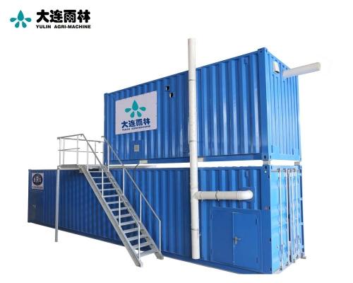 牛粪回收发酵再利用牛场垫料制造设备