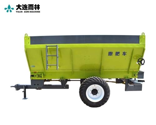 2FS-8固体有机肥撒肥机
