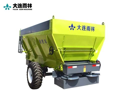 雨林9立方有机肥撒肥料机