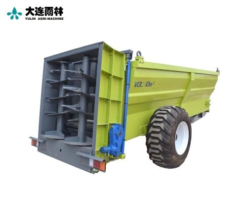 供应大容量农用拖拉机撒肥机