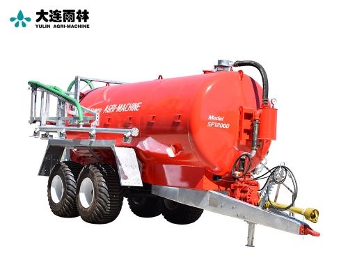 雨林大型农用施肥液压罐车