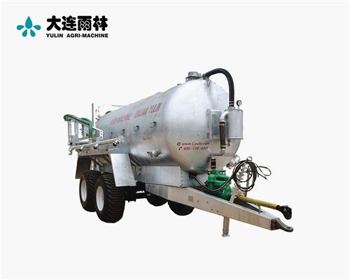 养猪场液态粪污喷洒车沼液施肥机