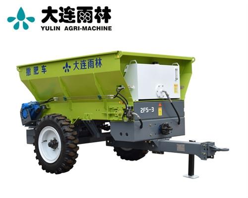 3立方小型有机肥撒肥机