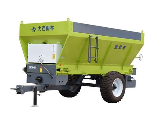 9立方单链排有机肥撒肥车