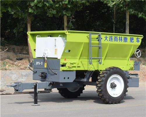 小型农用撒肥机