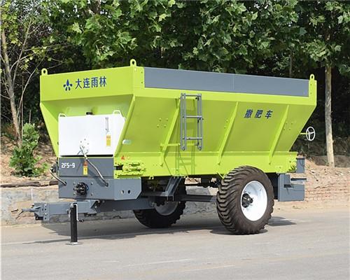 9立方大型有机肥扬肥机
