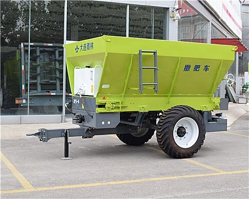 6立方粉末颗粒肥撒肥车