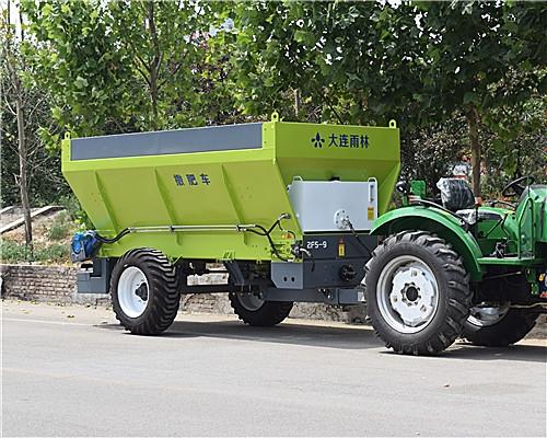 9方有机肥撒肥车