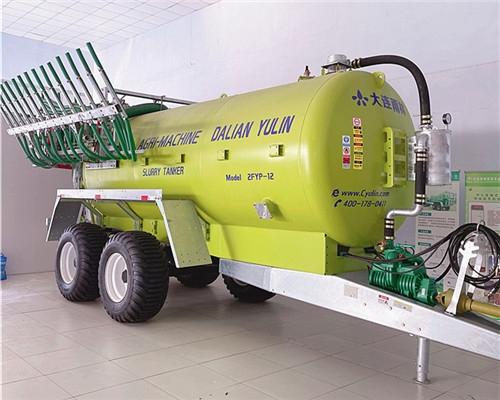 6方沼液施肥机
