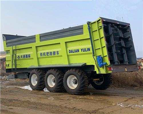 32吨大型扬粪机